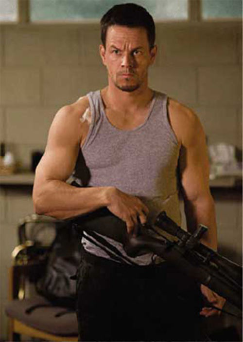 Mark Wahlberg's Shooter is John Rambo for the Bush II generation.