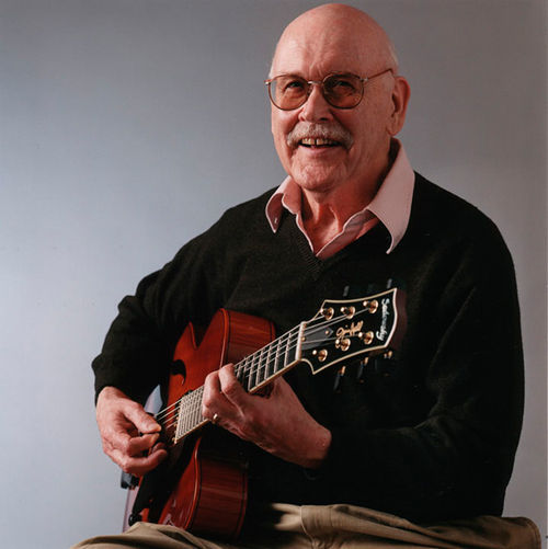 Jazz guitarist Jim Hall has always done more with less.