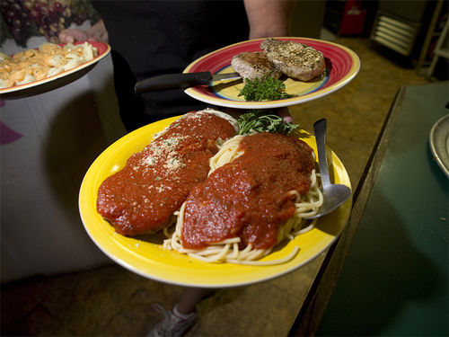 More photos: Find traditional red-sauce fare at Mama Sanninos in Arvada.