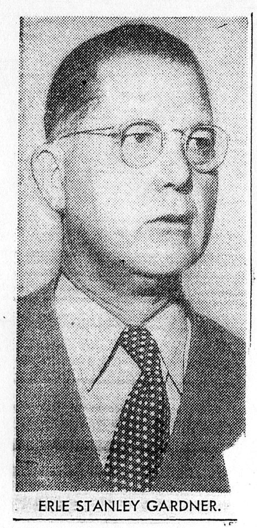 Erle Stanley Gardner, author of the Perry Mason mysteries, was hired by the Denver Post to help solve Theresa Foster's murder.