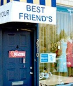 Your Best Friend\'s Closet