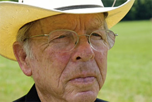 Charlie Louvin is still a visionary.