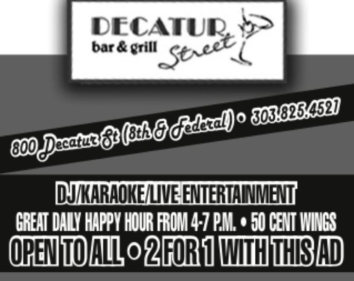 Decatur St. Bar and Grill