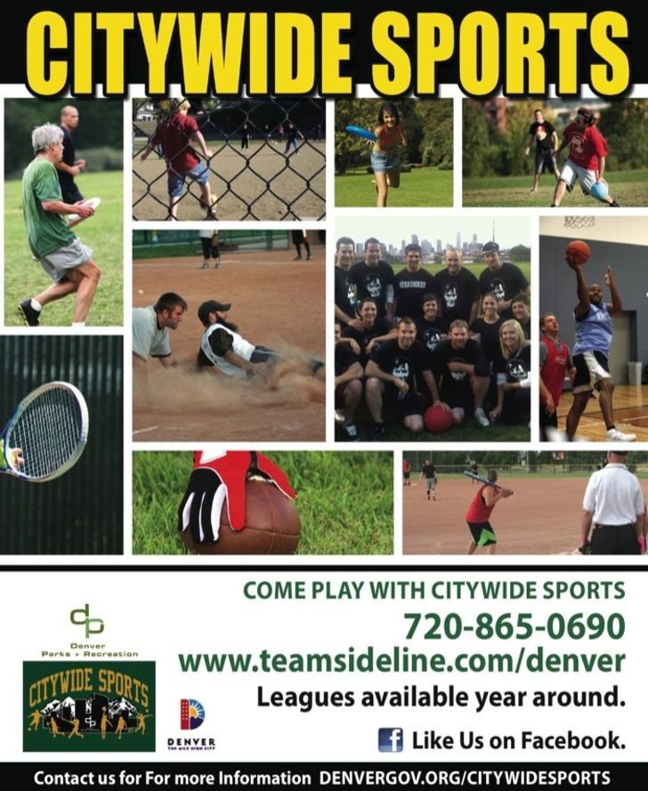 Denver Parks & Rec-Citywide Sports