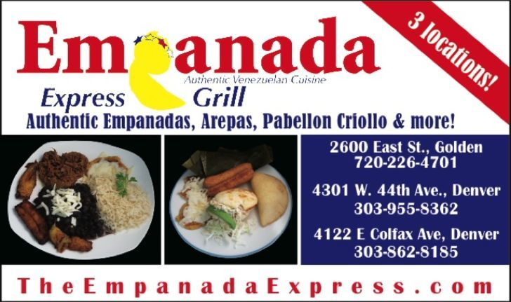 Empanada Express Grill