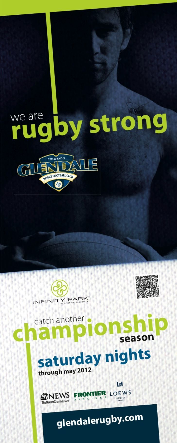 Glendale Rugby at Infinity Park