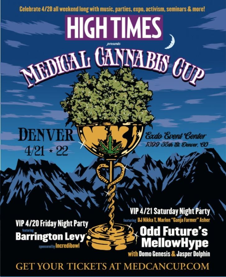 High Times-Cannabis Cup