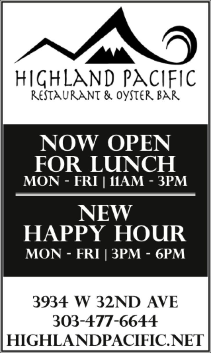 Highland Pacific Restaurant & Oyster Bar