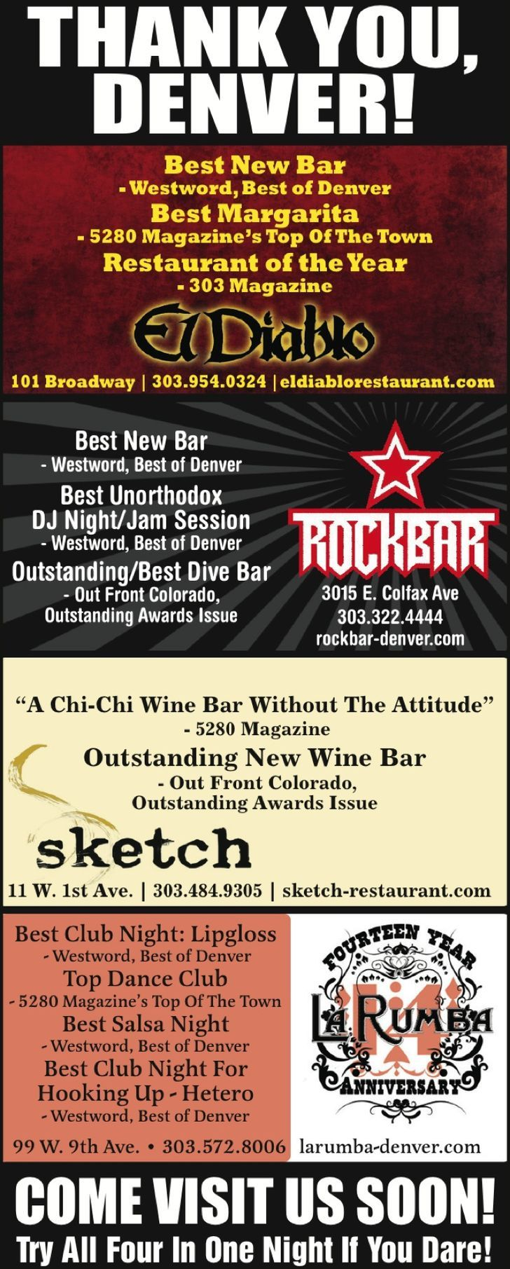 Sketch Wine Bar