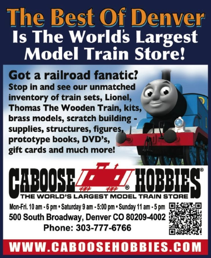 Caboose Hobbies, Inc.