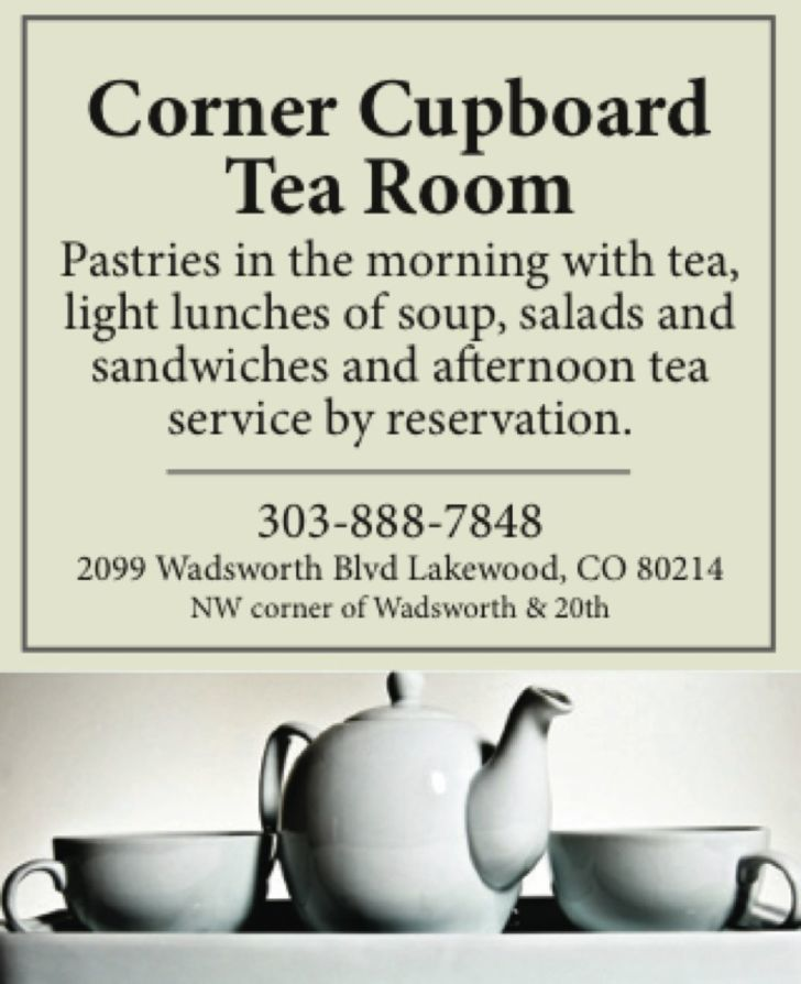 Corner Cupboard Tea Room