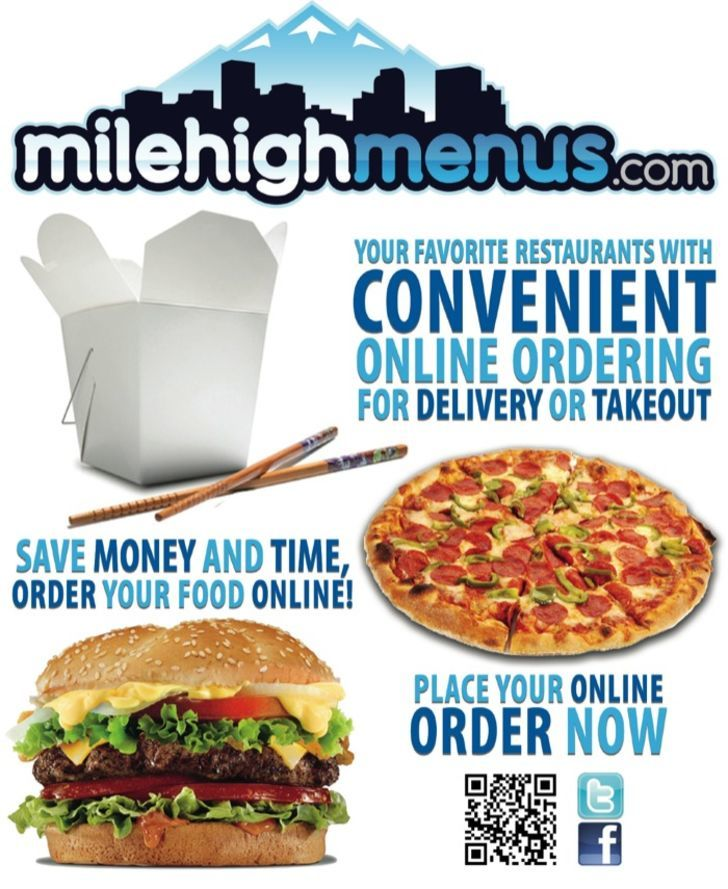 Mile High Menus