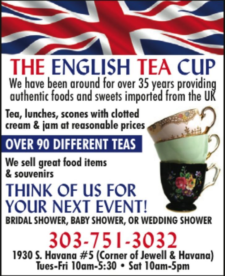 The English Tea Cup