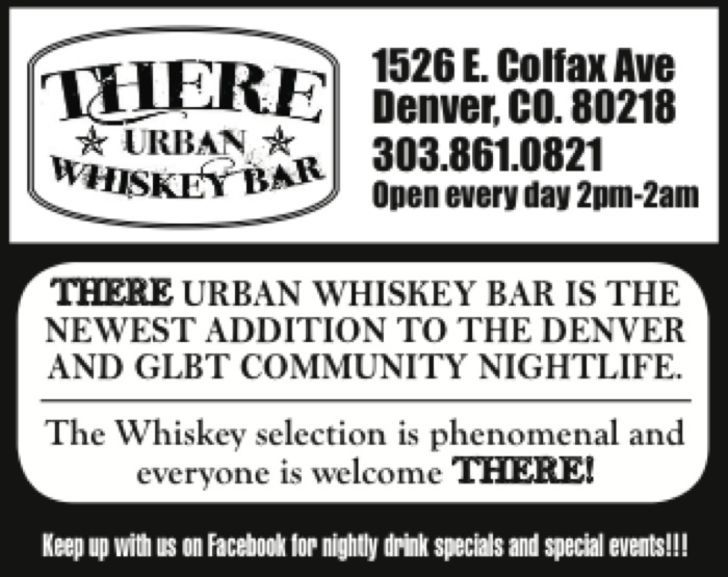 There Urban Whiskey Bar