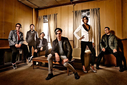Fitz and the Tantrums bring that old-school flavor.