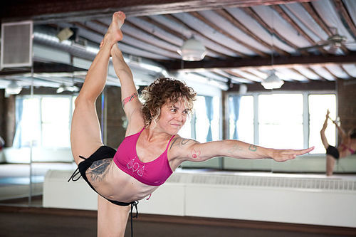 "New York Bikram studio owner Tricia Donegan claims Choudhury is ""not copyrighting to make money. He just wants everyone to do his product the right way, because it is the right way."""