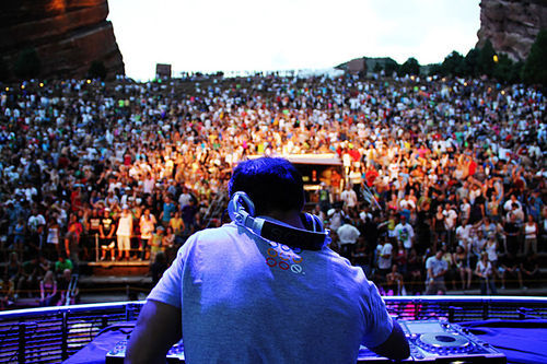 Dance music goes Global in Colorado.
