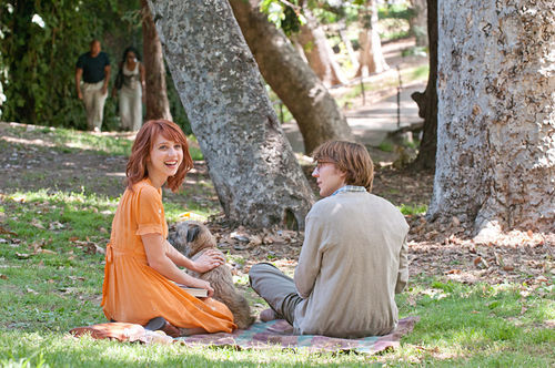 Zoe Kazan and Paul Dano star in Ruby Sparks.