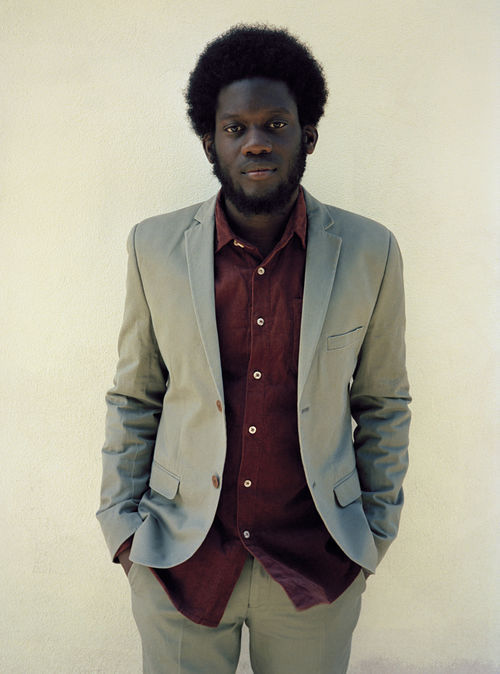 Michael Kiwanuka brings a subtle intensity to his music.=