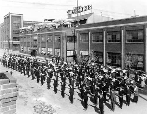 For decades, Gates was a major Denver employer and a landmark on South Broadway.