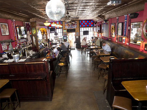 Slide show: Inside the British Bulldog.
