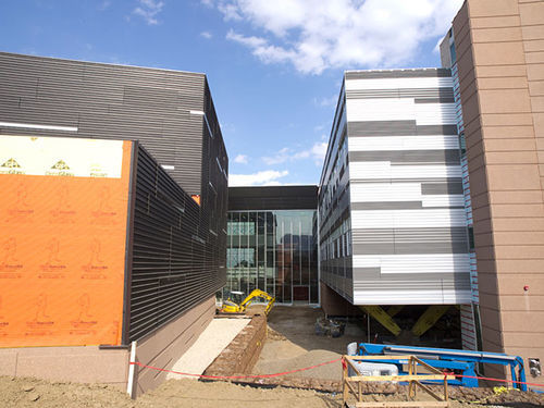 NREL's new, improved campus, made possible by $156.1 million in stimulus funds.