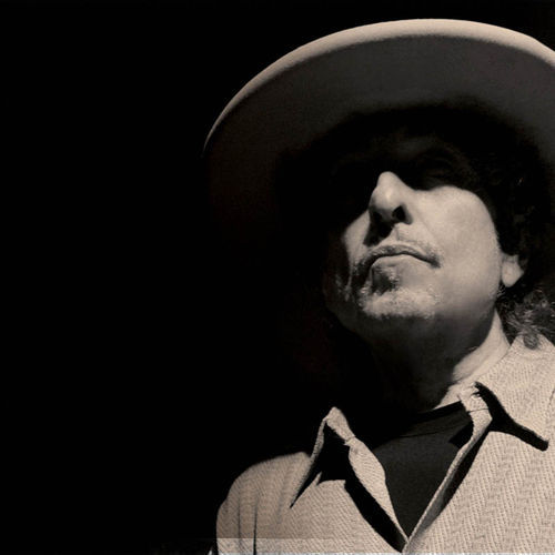 Bob Dylan is a man out of time.