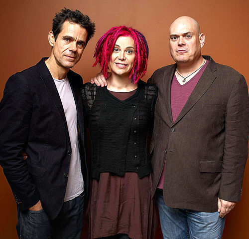 Tom Tykwer, Lana and Andy Wachowski