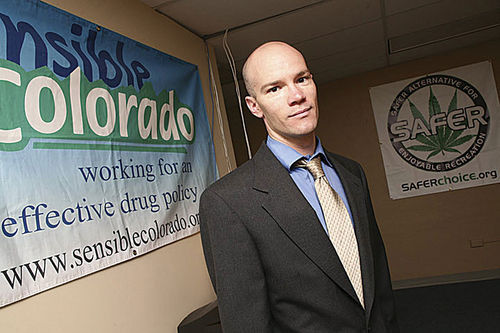 Attorney Brian Vicente has helped define marijuana in Colorado — legally.
