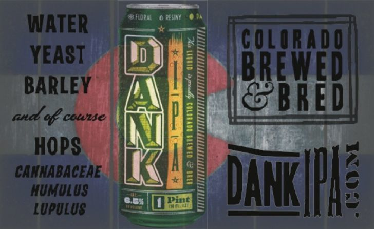 Dank IPA c\o Dudes Brews