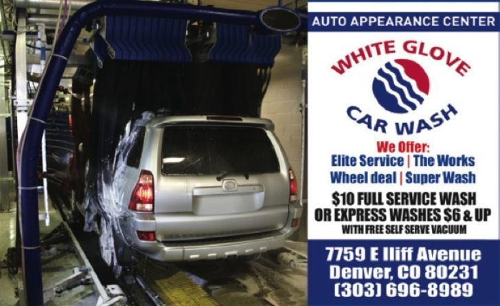 White Glove Carwash