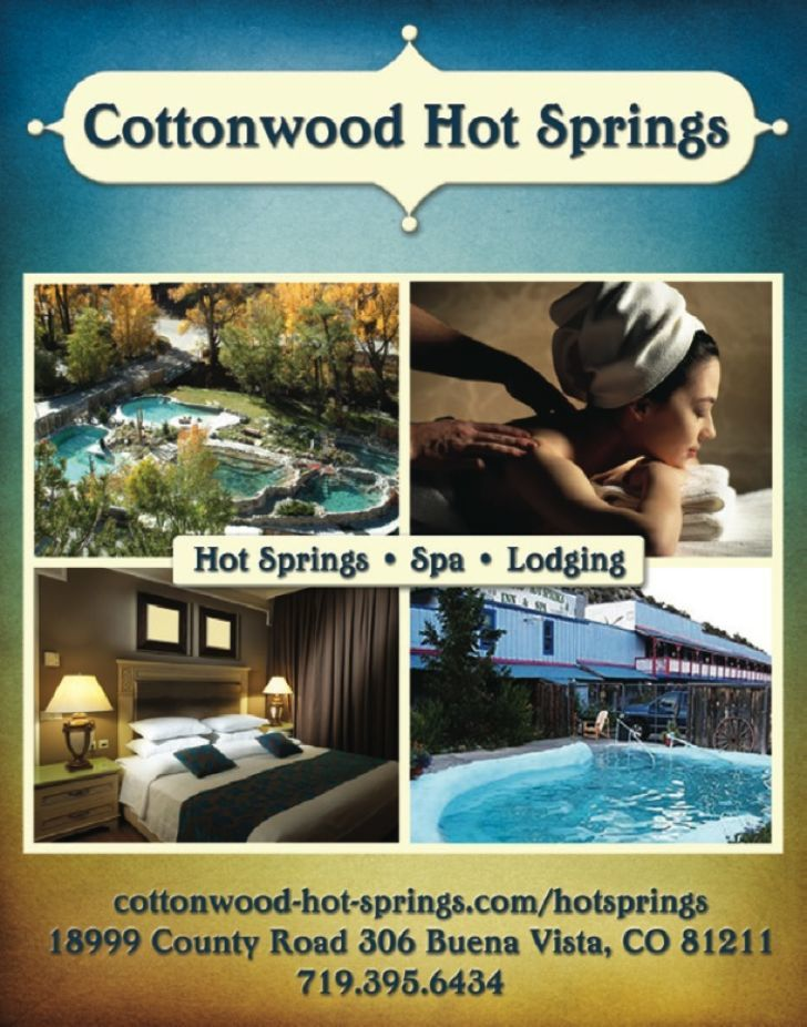 Cottonwood Hotprings