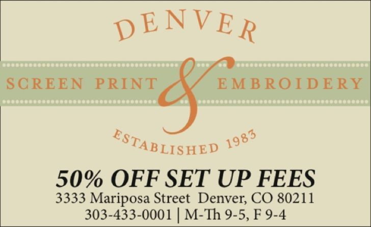 Denver Screen Print & Embroidery