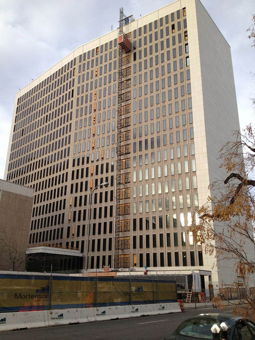The future home of Denver's satellite patent office.