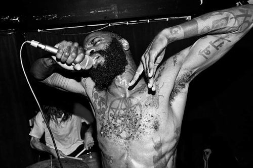 Epic Records may have dropped Death Grips, but that's not about to stop them.