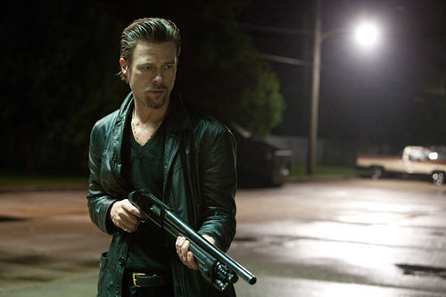 Brad Pitt stars in Killing Them Softly.