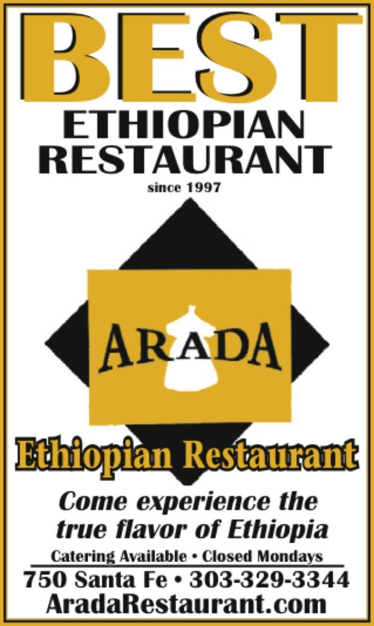 Arada Ethiopian Restaurant