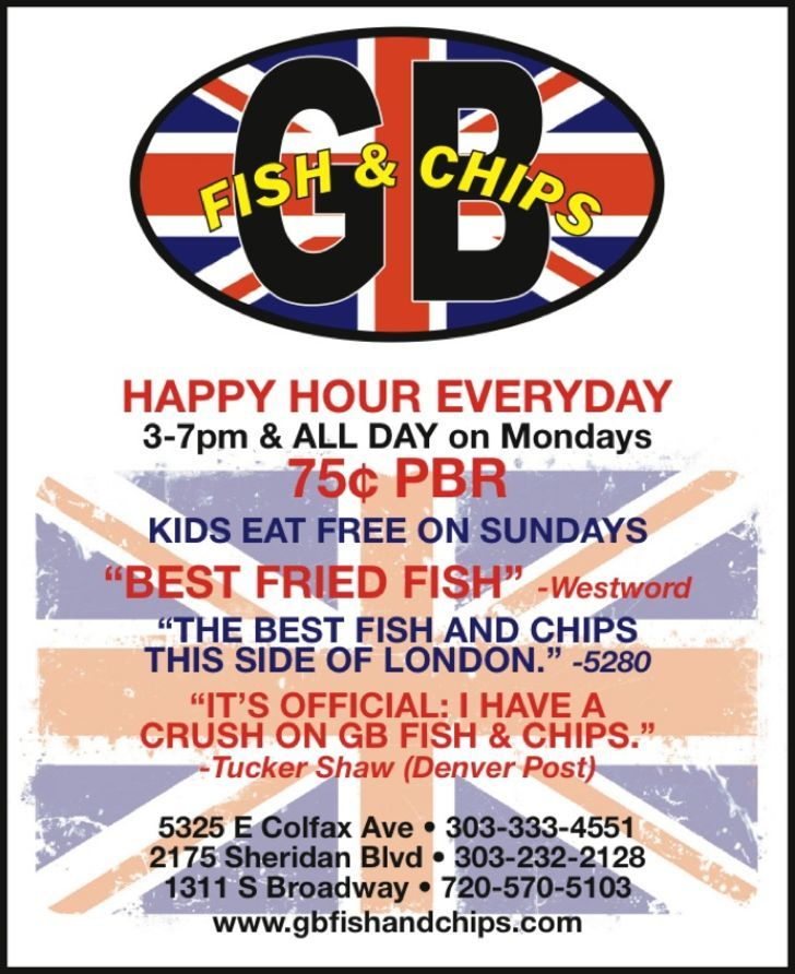 GB Fish and Chips