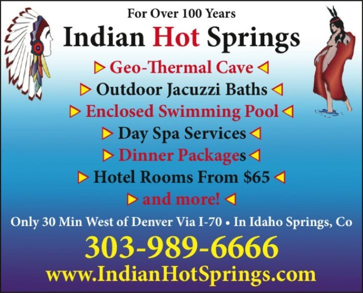 Indian Hot Springs Spa & Lodge