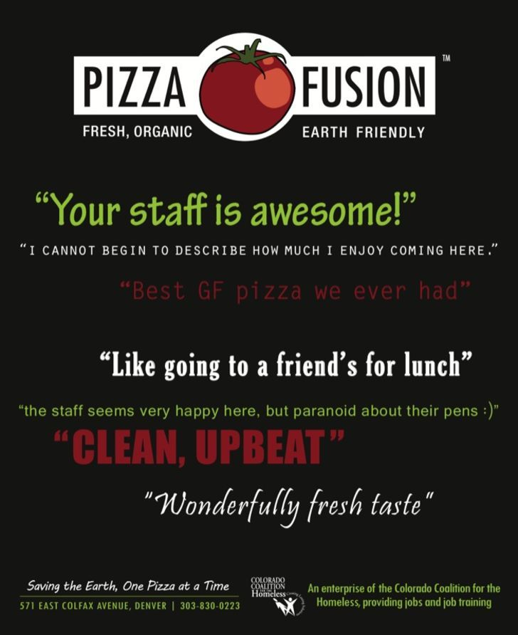 Pizza Fusion