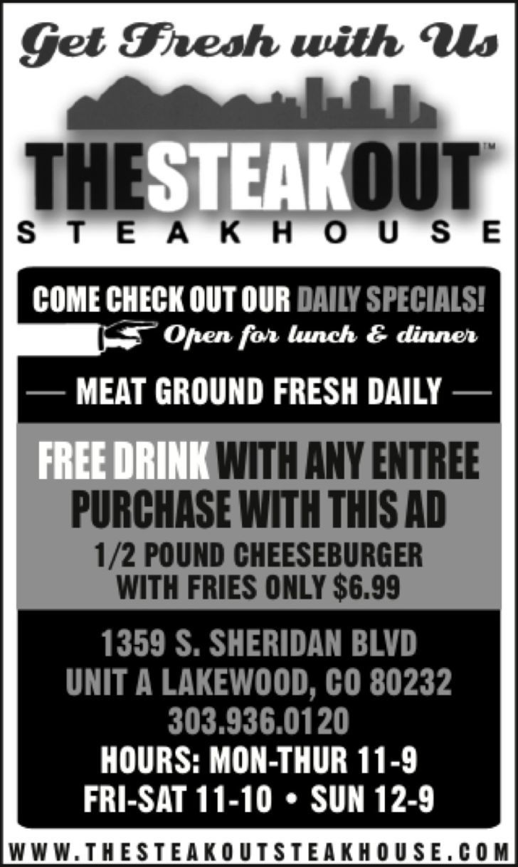 The Steakout Steakhouse