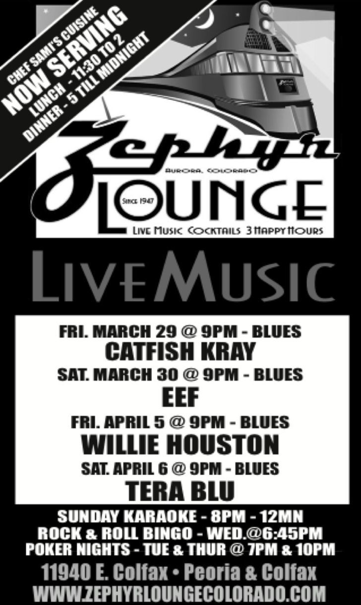 Zephyr Lounge