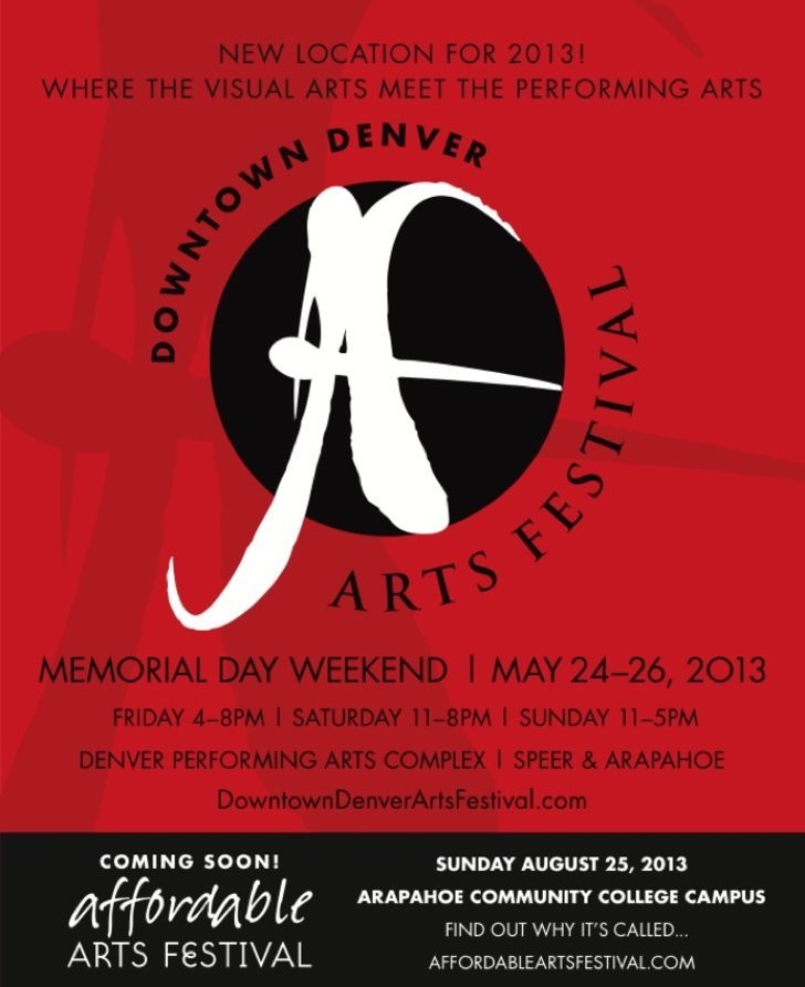 Downtown Denver Arts Festival