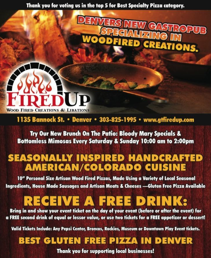 Fired Up Woodfired Creations