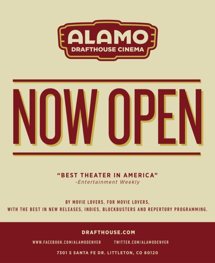 Green Bottle Media - Alamo Drafthouse