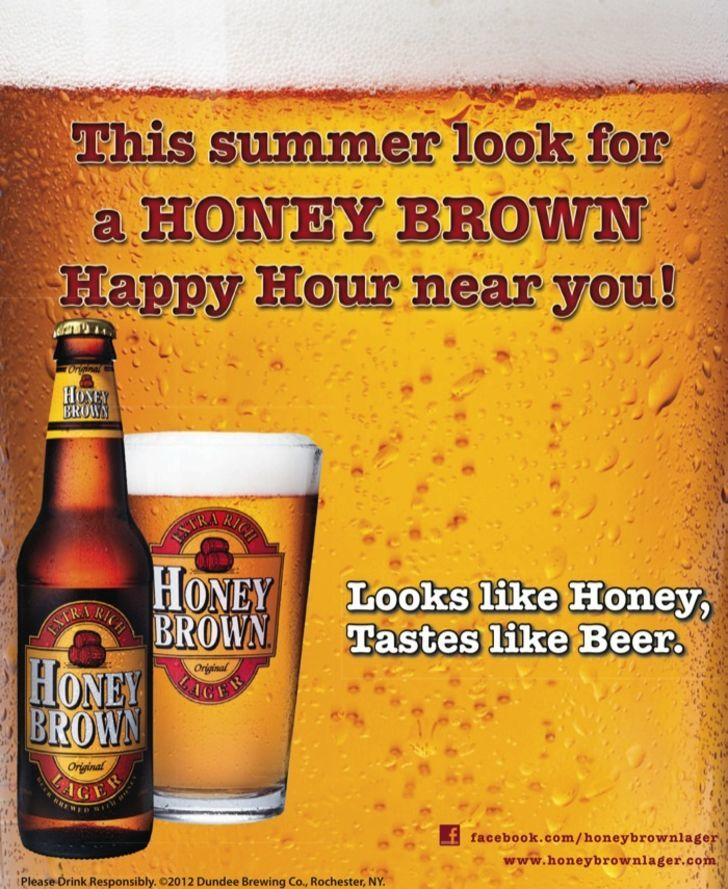 Honey Brown/North American Breweries