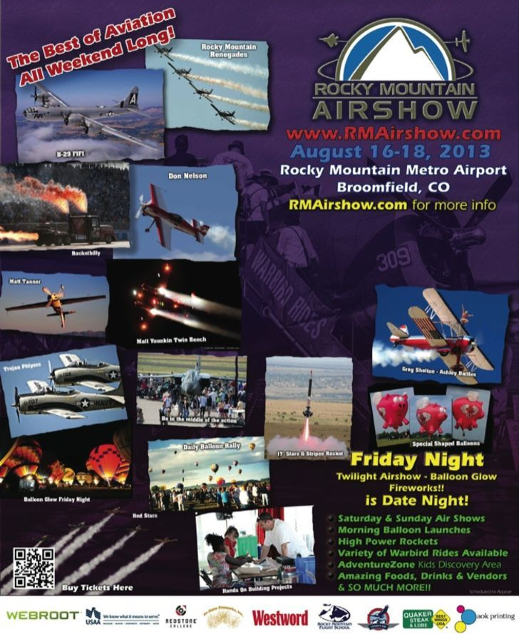 Rocky Mtn Air Show