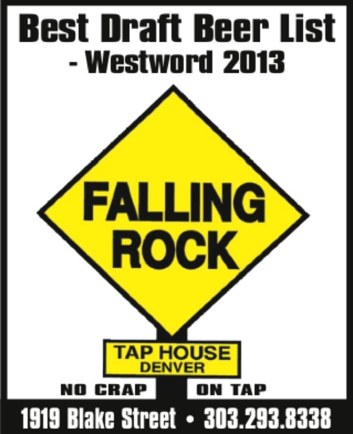 Falling Rock Tap House