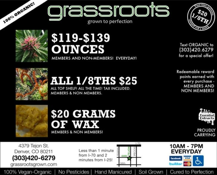 Grassroots Grown - Class