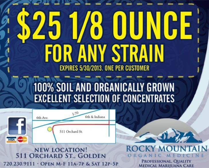 Rocky Mountain Organic Medicine